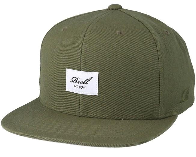 4e07fcfc81687 Base Cap Buck Snapback - Reell - Start Gorra - Hatstore