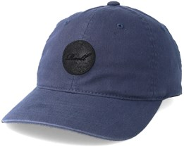 Curved Navy Flexfit - Reell