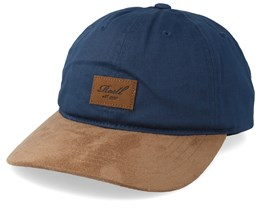 Suede Tone Navy/Camel Adjustable - Reell
