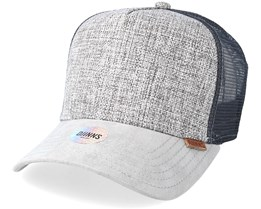 Suelin Grey Trucker - Djinns