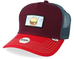 Food Burger Wine Trucker - Djinns