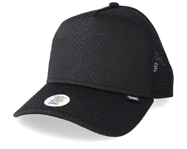 3a0a26475 Bubble Black Trucker - Djinns cap - Hatstore.co.in