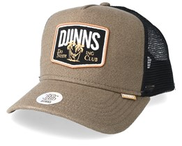 Nothing Club Sucker Khaki/Black Trucker - Djinns