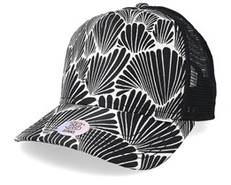 Cap Wlu Shed Off White/Black Trucker - Djinns