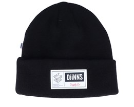 Big Label Black Cuff - Djinns