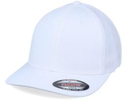 Mesh Trucker White Flexfit - Flexfit