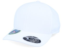 Cool & Dry White 110 Adjustable - Flexfit