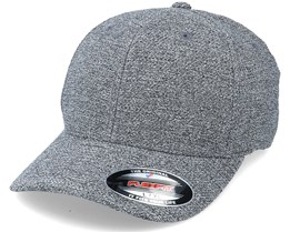 Melange Cap Dark Heather Grey Flexfit - Flexfit