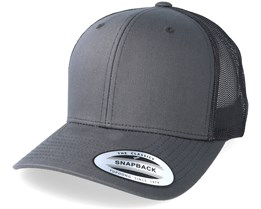 Dark Grey Trucker - Yupoong