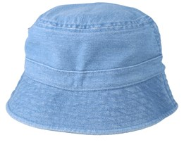 Light Blue Denim Bucket - Yupoong