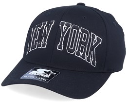 New York Cap Black Flexfit - Starter