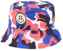 Md$ Rain Bucket Purple/Coral/Black Bucket - Cayler & Sons