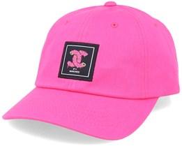 Munchel Dad Cap No 1 Pink Adjustable - Cayler & Sons