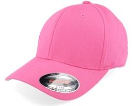 Wooly Combed Dark Pink  - Flexfit