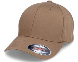 Wooly Combed Coyote Brown Flexfit - Flexfit