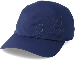 Active Fold-Away Cap Night Blue Flexfit - Jack Wolfskin