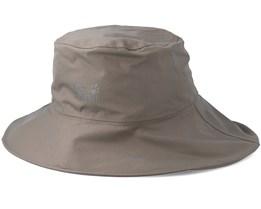 Texapore Rainy Day Hat Siltstone Traveller - Jack Wolfskin
