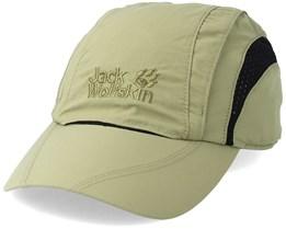 Vent Pro Khaki Green Adjustable - Jack Wolfskin