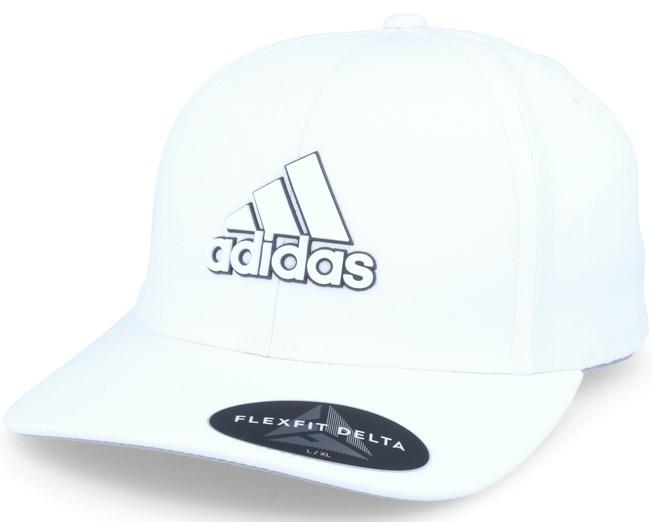 0017467300c Deltatxt White Flexfit - Adidas caps