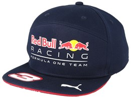 Kids Red Bull Racing RICCIARDO Navy Snapback - Formula One