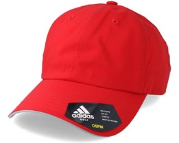Preformance Stretch Red Adjustable - Adidas