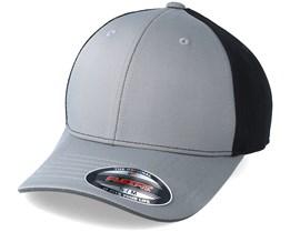 Tourstretch Climacool Side Logo Grey/Black Flexfit - Adidas