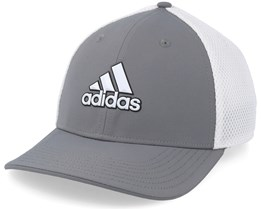 A-Stretch Tour Grey/White Flexfit - Adidas