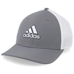 sneakers for cheap abf84 20bef Adidas A-Stretch Tour Grey White Flexfit - Adidas AU  34.99