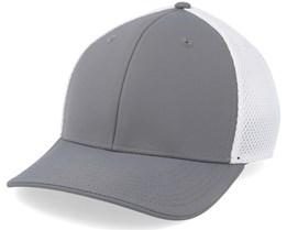 A-Stretch Grey/White Flexfit - Adidas