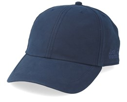El Dorado Base Cap Night Blue Adjustable - Jack Wolfskin