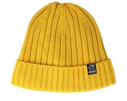 365 Stormlock Rip Knit Burly Yellow Cuff - Jack Wolfskin
