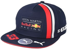 Kids Red Bull Racing M.VERSTAPPEN FB Navy Snapback - Formula One