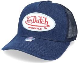 Denim Blue Trucker - Von Dutch