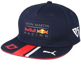 Kids Red Bull Racing GASLY Navy/Red Snapback - Formula One