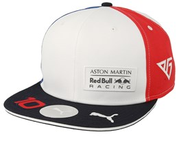 Red Bull Racing P.Gasly White/Blue/Red Snapback - Formula One
