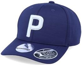 Kids P Peacoat/Silver 110 Adjustable - Puma
