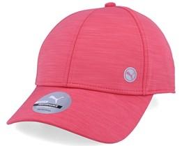Women's Sport Cap Rapture Rose Adjustable - Puma