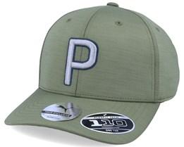 P Deep Lichen/Silver 110 Adjustable - Puma
