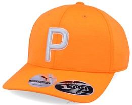 P Orange/Silver 110 Adjustable - Puma