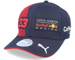 Kids Red Bull Racing Rp Verstappen Bb Cap Adjustable - Formula One