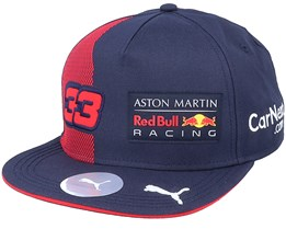 Red Bull Racing Verstappen Fb Snapback - Formula One