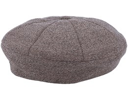 Viscose-Mix Nutria Beret - Seeberger
