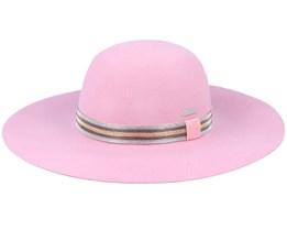 Felt Flapper Pink Sun Hat - Seeberger
