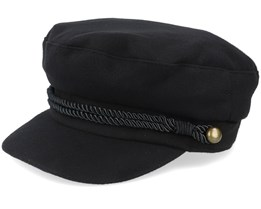 Military Black Vega Cap - Seeberger