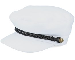 Military Off White Vega Cap - Seeberger