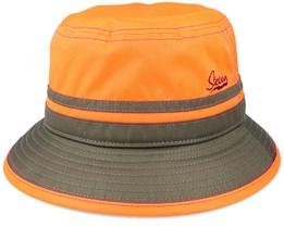 Orange/Olive Bucket - Stetson