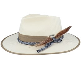 Outdoor Toyo 71 White Fedora - Stetson