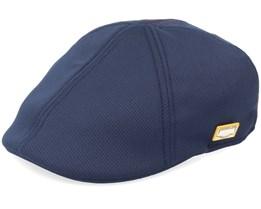 Texas Navy Flat Cap - Stetson