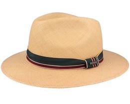 Tiller Panama 98 Straw Hat - Stetson