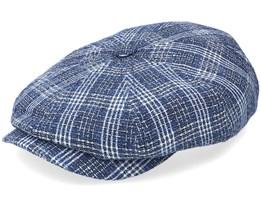 Hatteras Linen/Cotton Flat Cap - Stetson